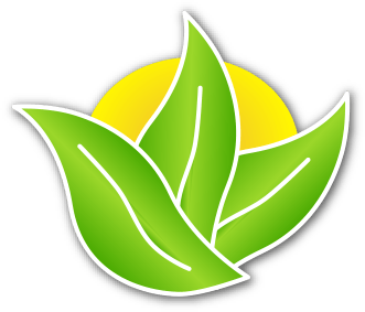Plants and Garden Logo